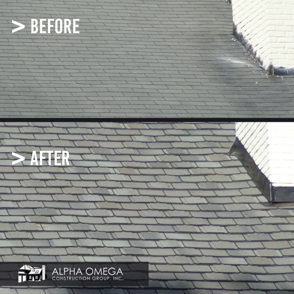 Photo By Alpha Omega Construction Group - Nashville. Before/After