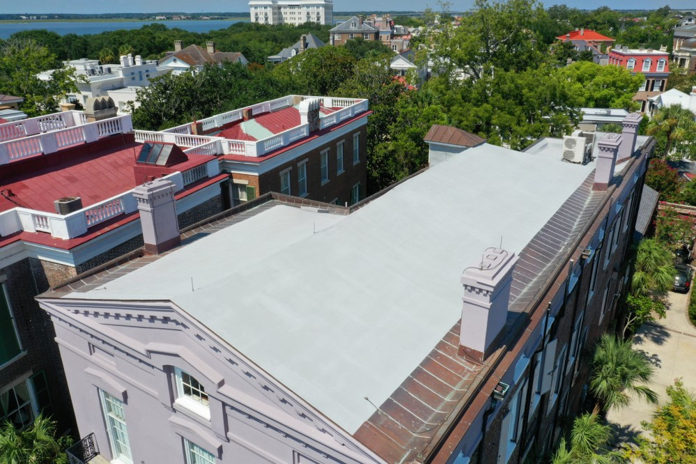 Photo By Alpha Omega Construction Group - Charleston . Roofing Charleston SC