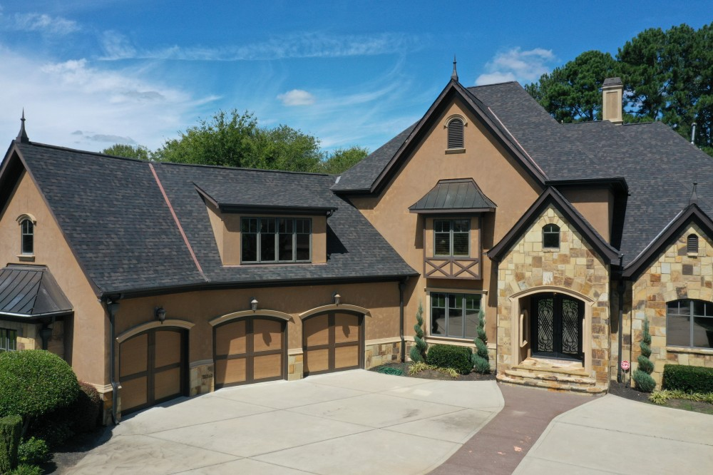 Photo By Alpha Omega Construction Group - Winston Salem. Roofing The Triad