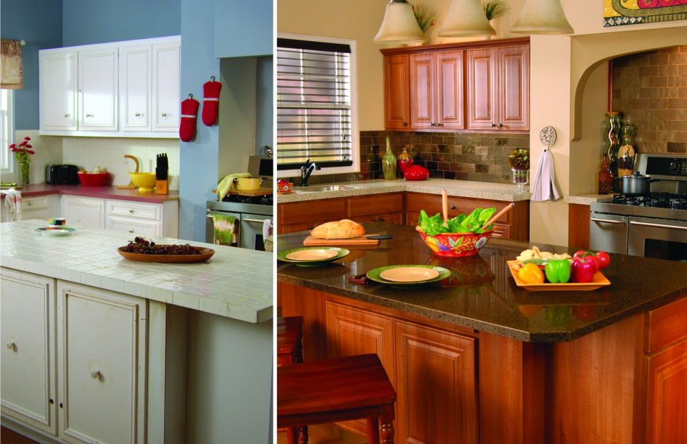 Photo By Granite Transformations Of Jacksonville. Before & After