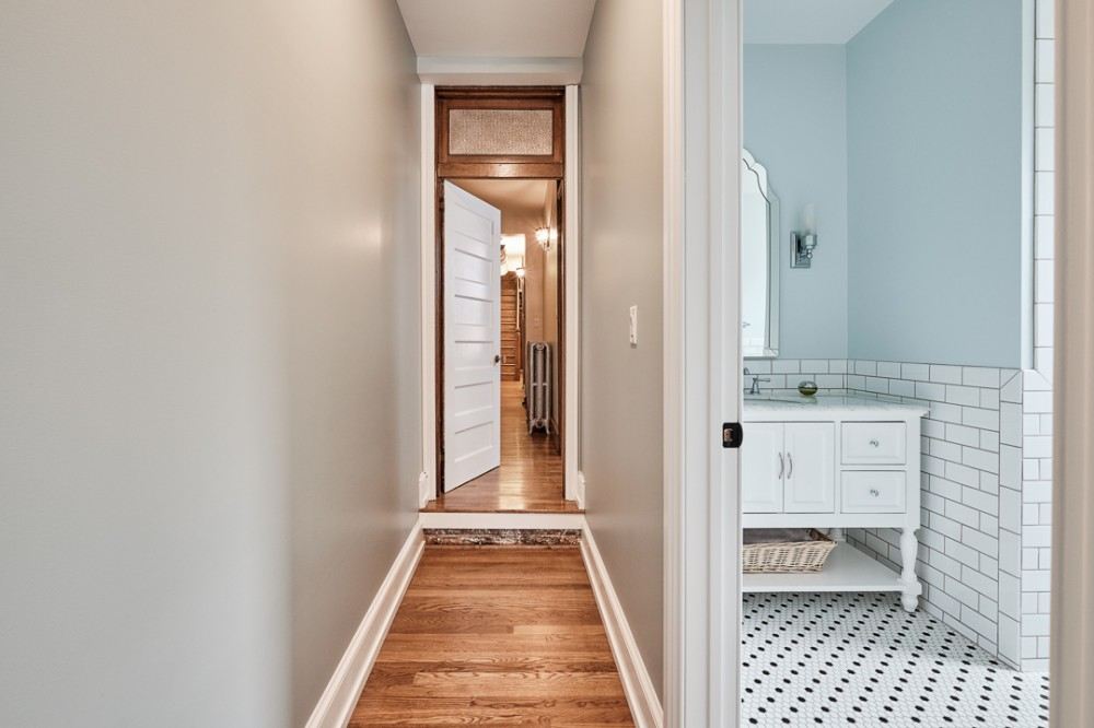 Photo By Ryann Reed Design Build. Two Story Addition | Fishtown, PA