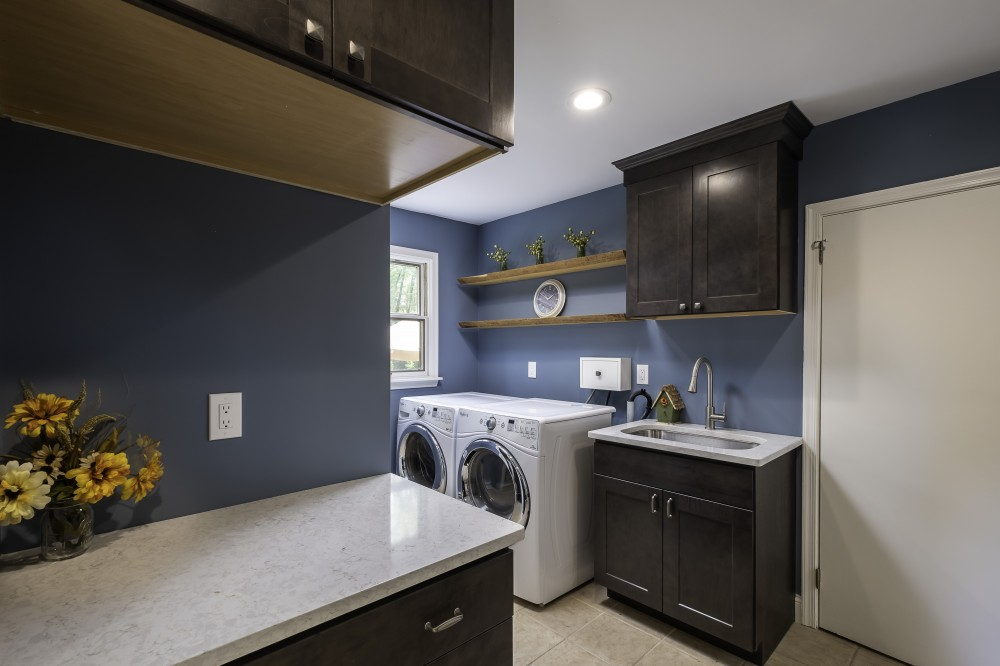 Photo By Ryann Reed Design Build. Rustic Mudroom   Warrington, PA