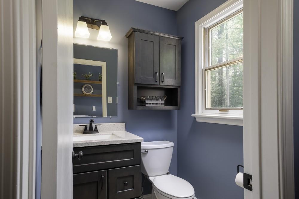 Photo By Ryann Reed Design Build. Rustic Mudroom | Warrington, PA