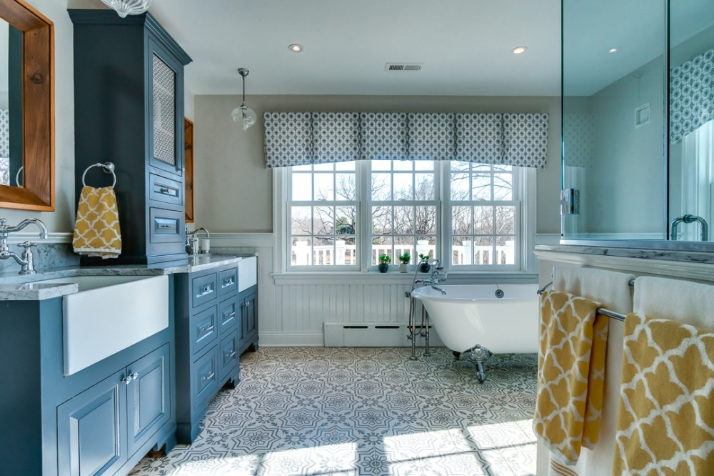 Photo By Ryann Reed Design Build. Master Suite Addition | New Hope, PA