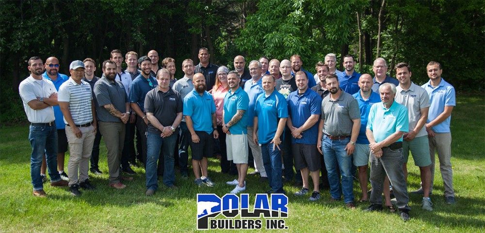 Photo By Polar Builders. Polar Group Photo