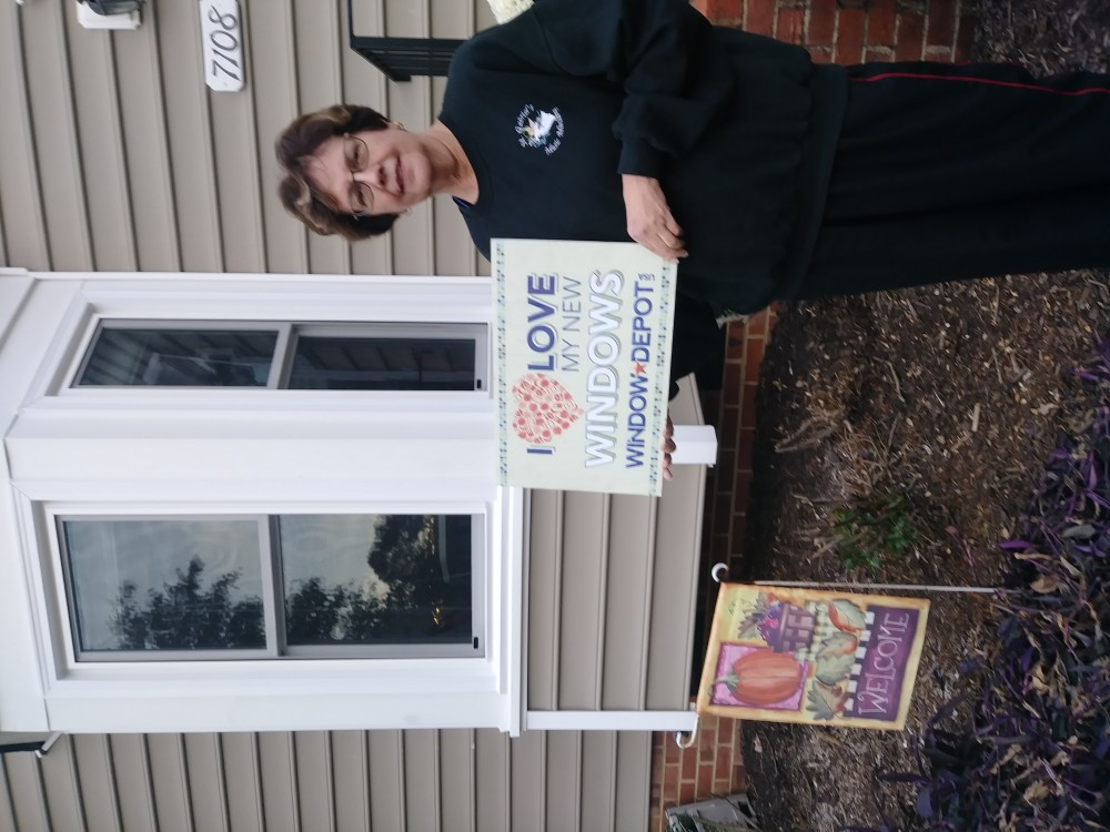 Photo By Window Depot USA Of Richmond And Charlottesville. Our Happy Customers