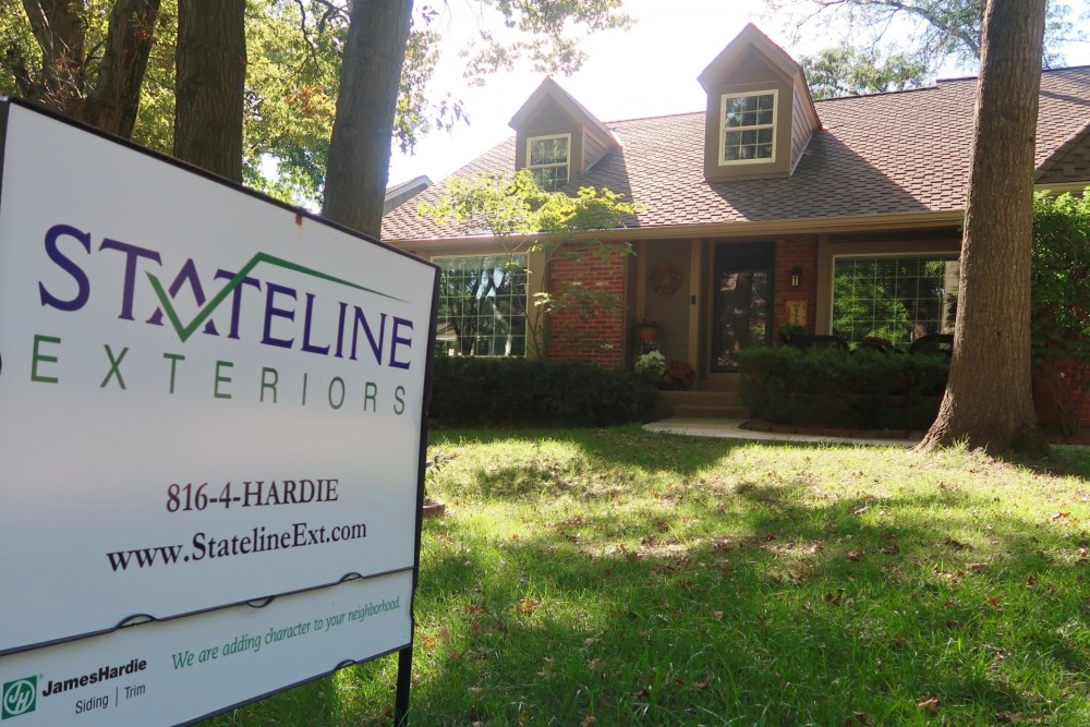 Photo By StateLine Exteriors.