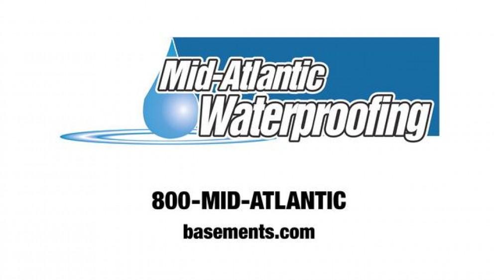 Photo By Mid-Atlantic Waterproofing. Mid-Atlantic Waterproofing