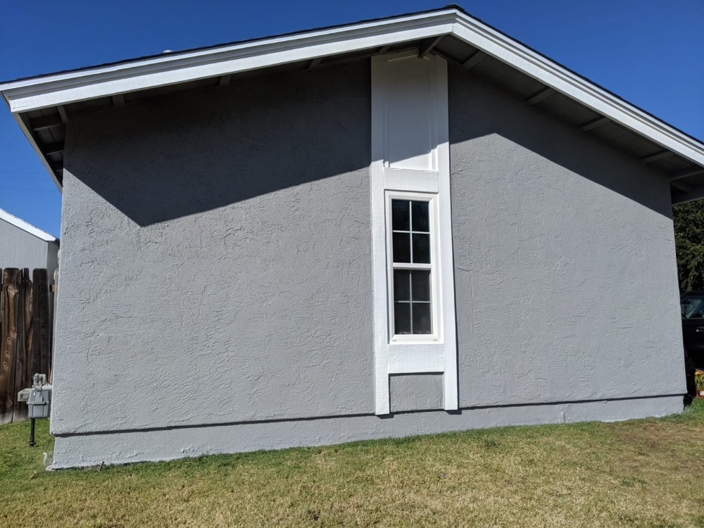 Photo By Genesis Home Improvements. Coolwall Exterior Coating