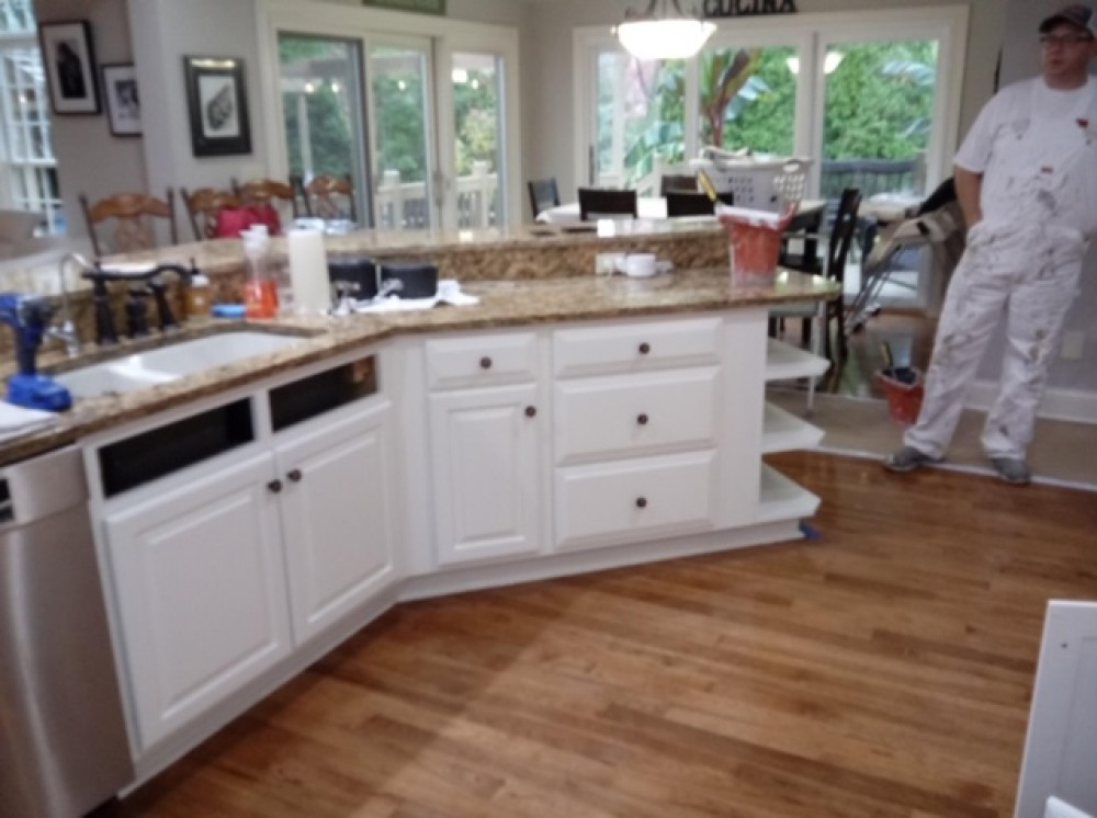 Photo By Fresh Coat Painters Of Dublin. Kitchen Cabinets