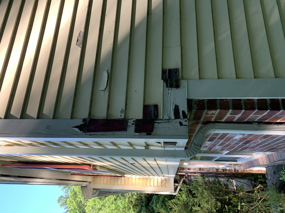 Photo By Advanced Roofing, Siding, & Windows. James Hardie Siding