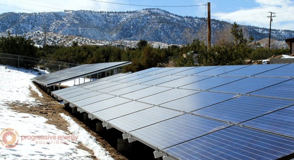 Photo By Progressive Energy Solutions Inc.. Progressive Energy Solutions