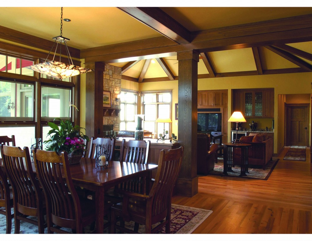 Photo By Thelen Total Construction Inc. Craftsman Cottage