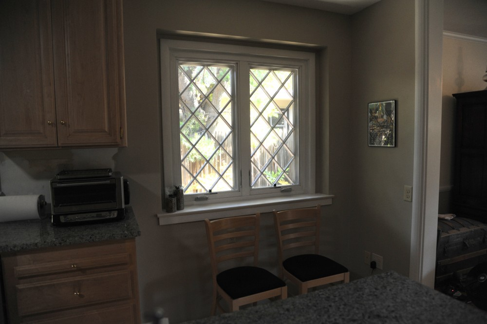 Photo By Hall's Window Center. Window Replacement Projects