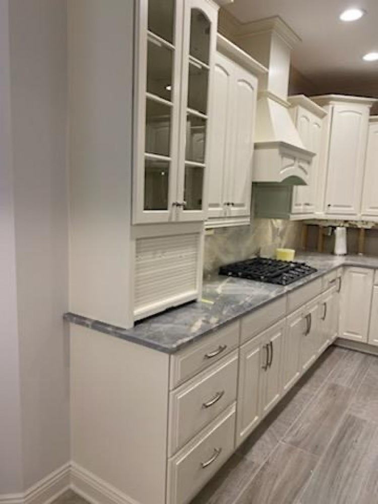Photo By Fresh Coat Painters Of Dublin. Kitchen Cabinets - After