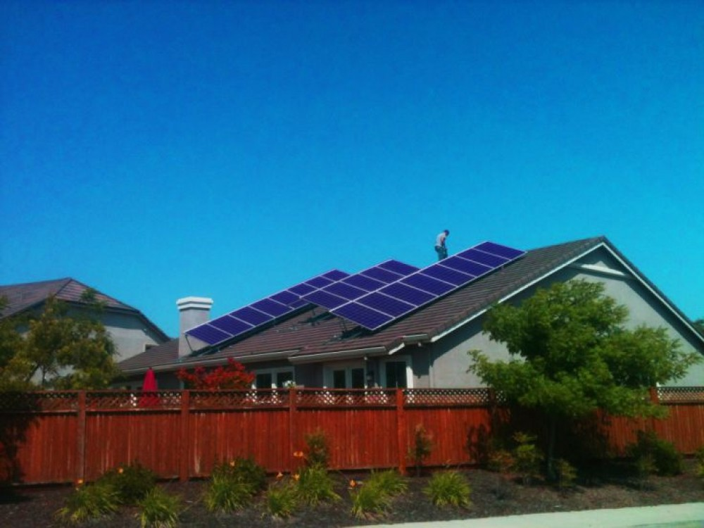 Photo By Knowles Solar. Knowles Solar