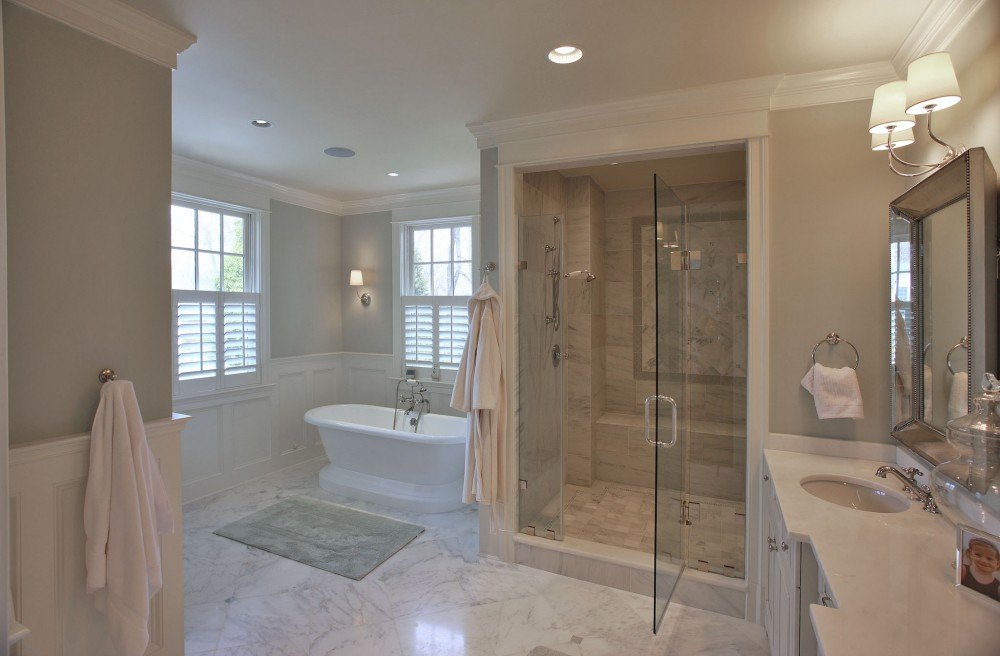 Photo By Finecraft Contractors, Inc.. Bradley House
