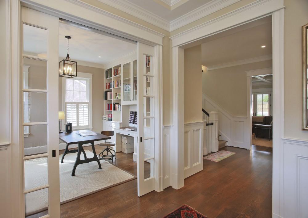 Photo By Finecraft Contractors, Inc.. Bradley House