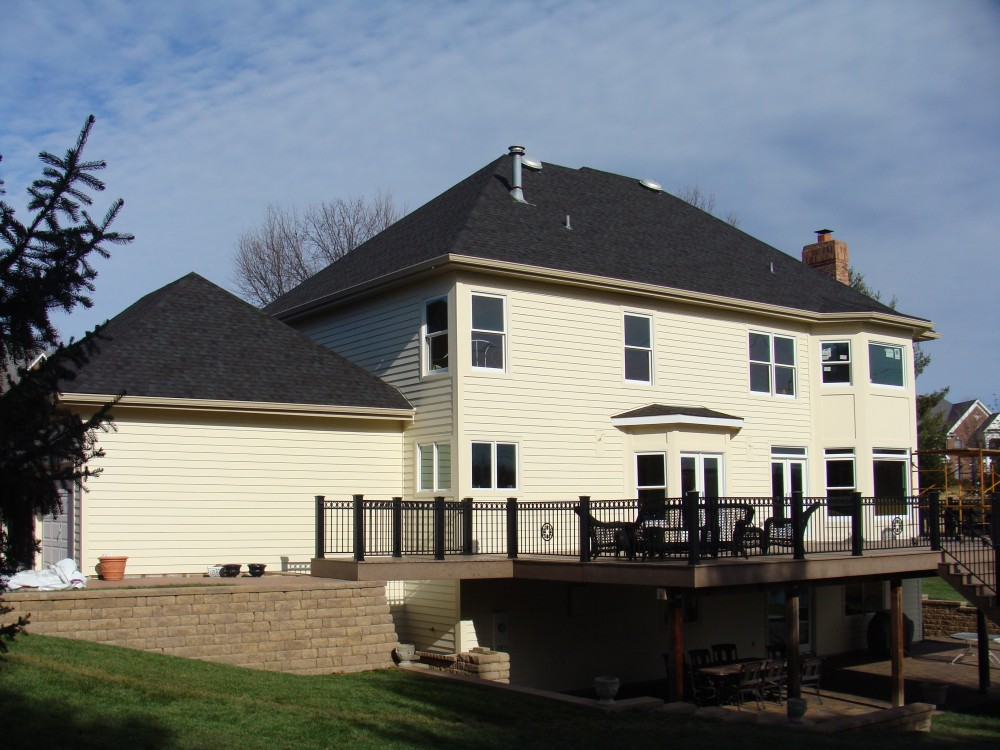 Photo By STL Siding Pros. Siding - James Hardie Fiber Cement