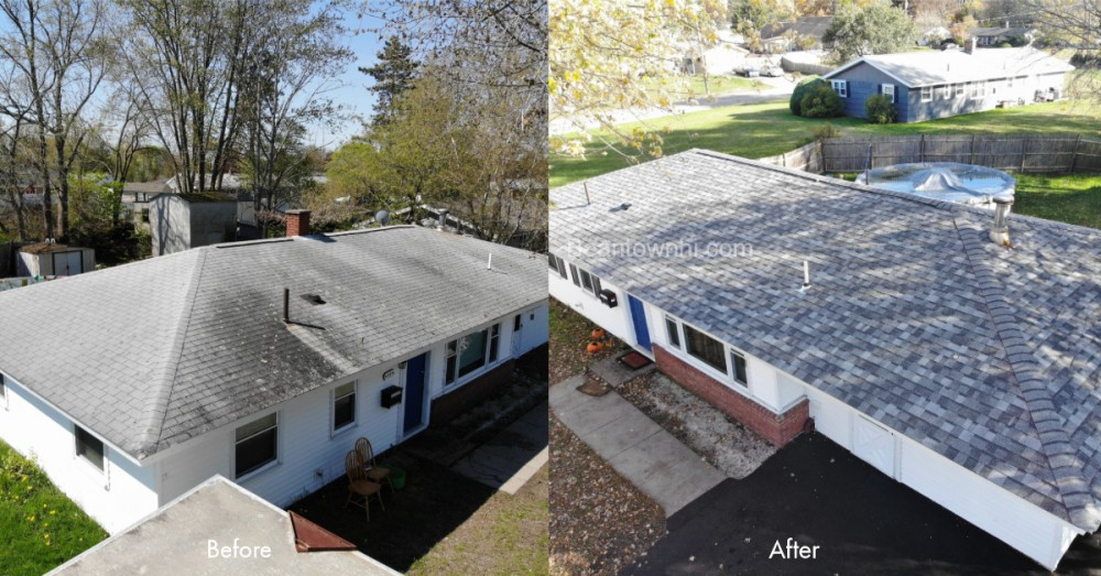 Photo By Beantown Home Improvements. New Roof In Brockton