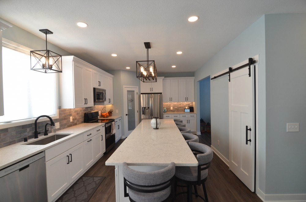 Photo By Russell Room Remodelers.