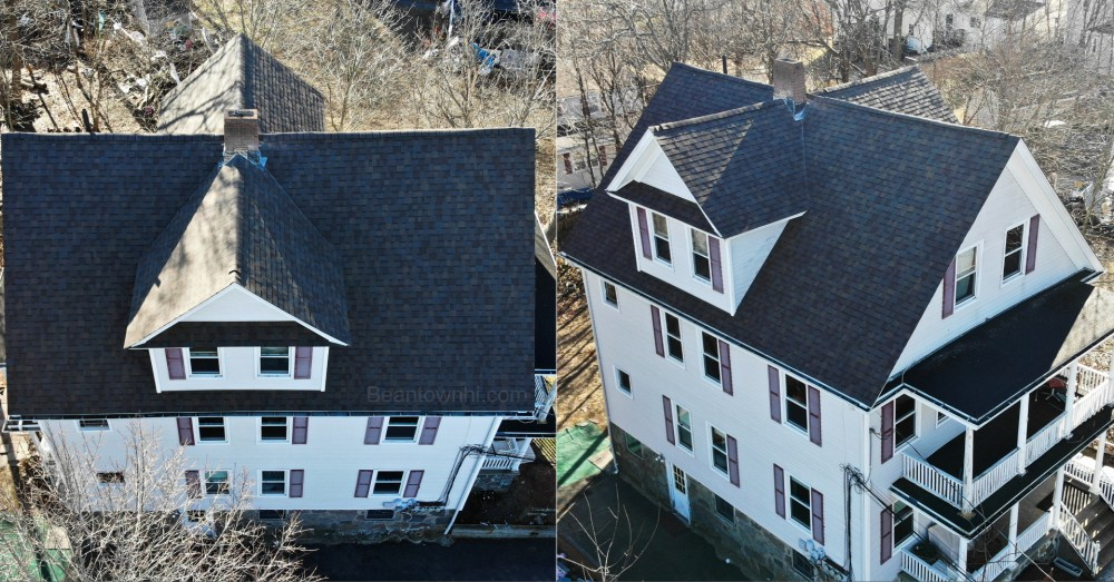 Photo By Beantown Home Improvements. New Owens Corning Roof In Braintree MA