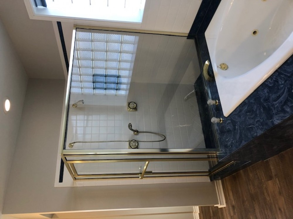 Photo By DreamMaker Bath & Kitchen Of Tyler. Master Bath Remodel
