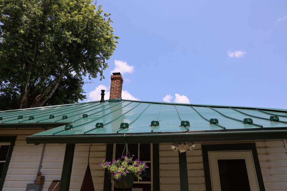 Photo By Cenvar Roofing. Metal Jobs
