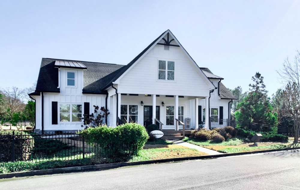 Photo By America's Home Place. Calhoun Model Center