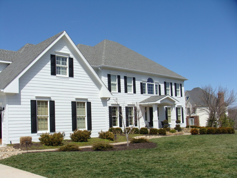 Photo By STL Siding Pros. Chesterfield, MO, Before And Afters, James Hardie Siding