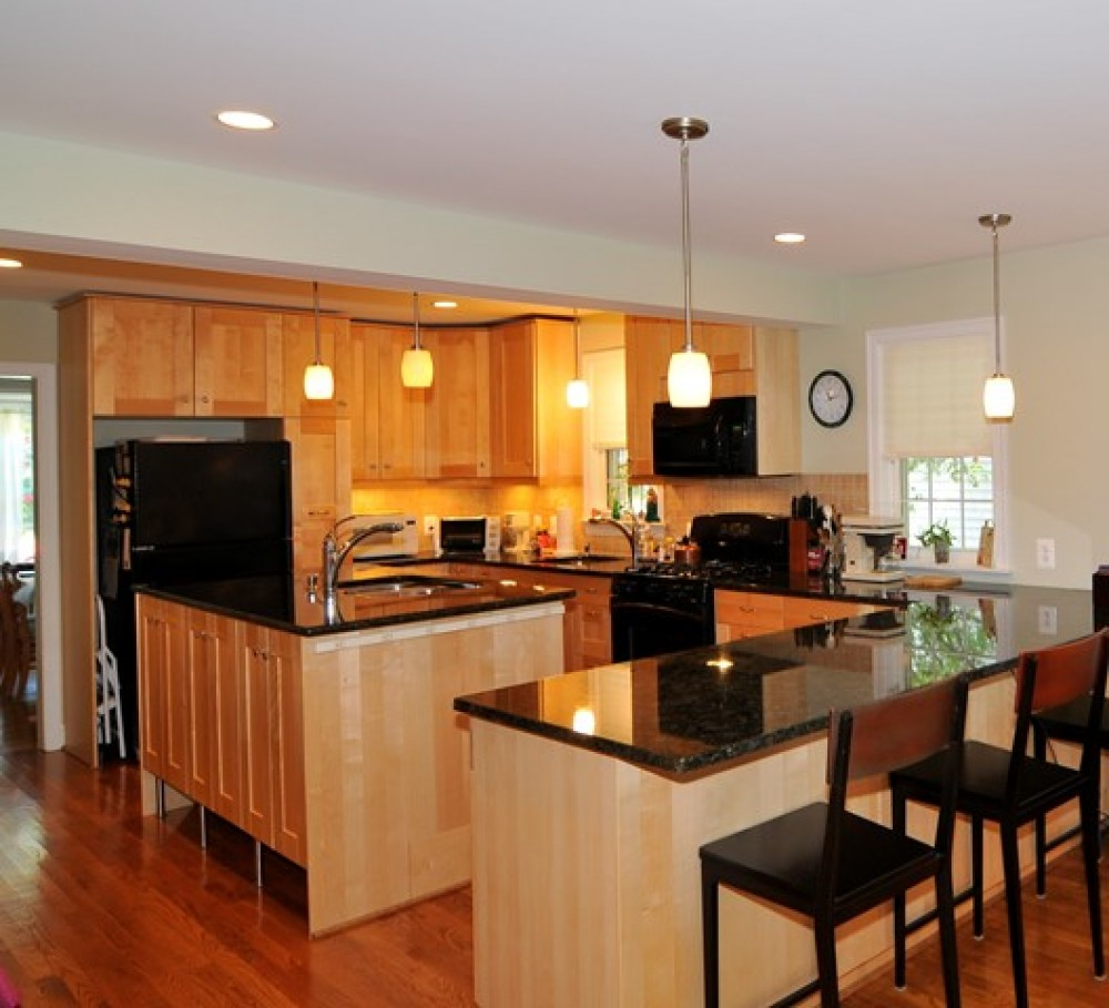 Photo By AV Remodeling & Construction. Kitchen, Bathroom & Porch Remodel
