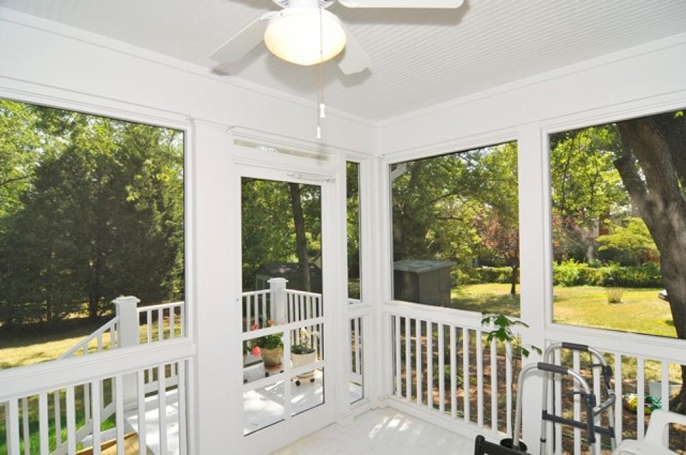 Photo By AV Remodeling & Construction. Kitchen, Bathroom & Porch Remodel