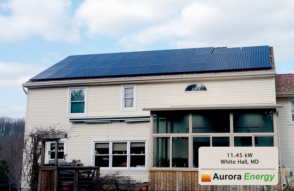 Photo By Aurora Energy. Aurora Energy