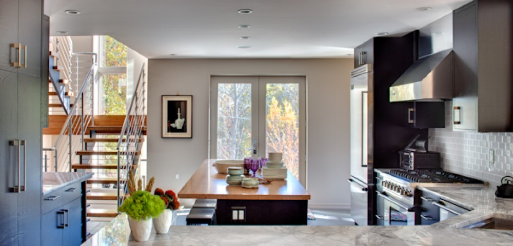 Photo By Meadowlark Design+Build. Home, Unplugged