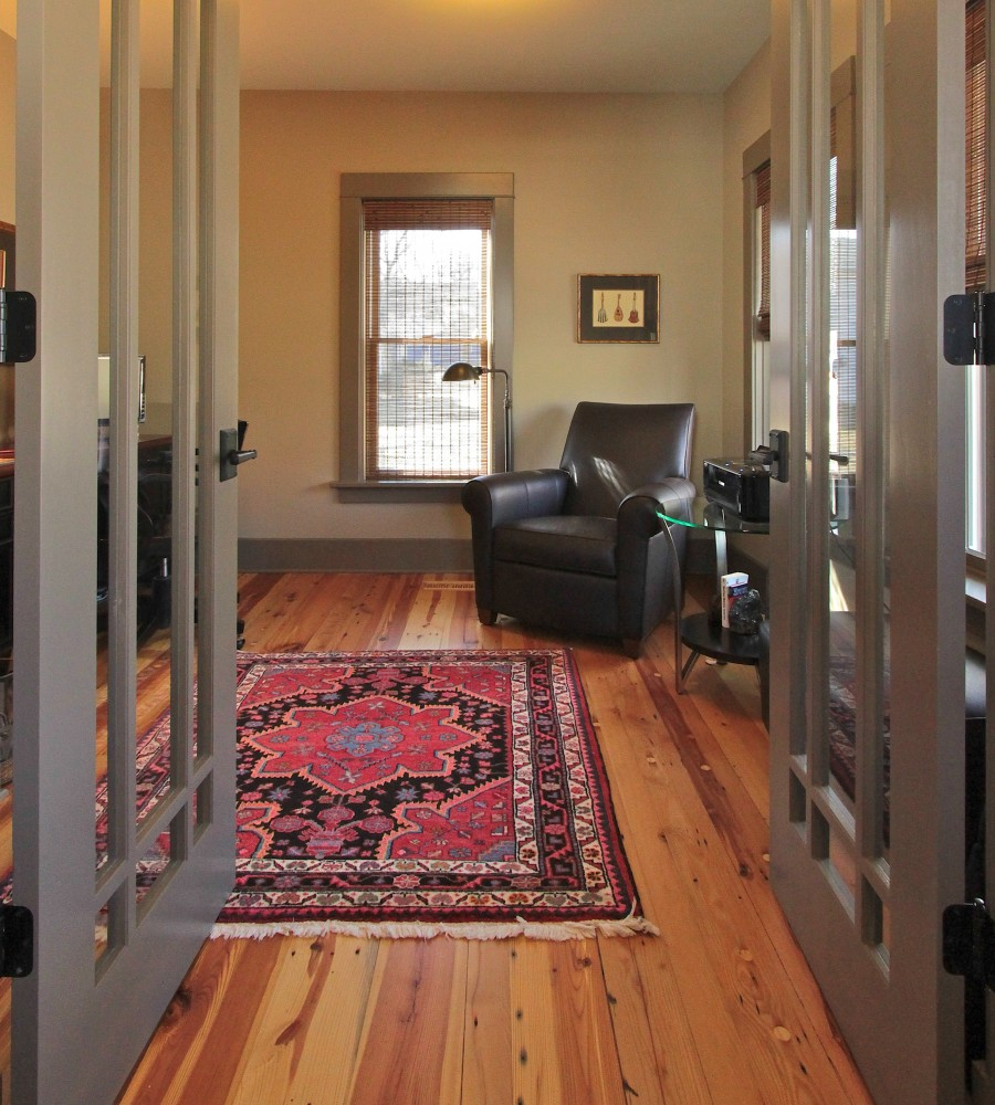 Photo By Meadowlark Design+Build. An Old Victorian Goes LEED Platinum