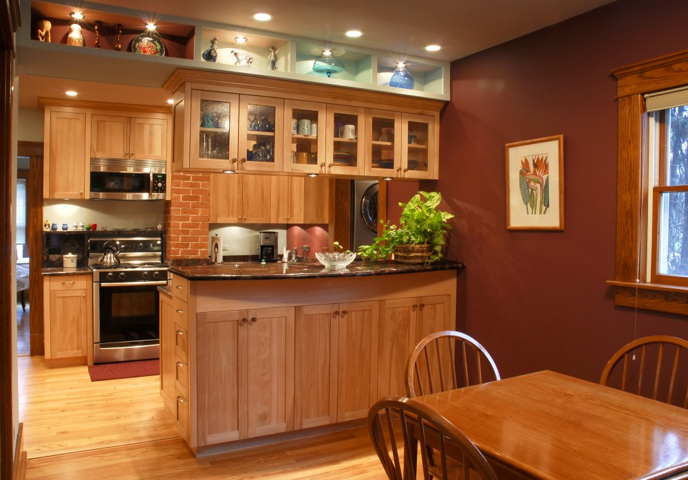 Photo By Meadowlark Design+Build. Kitchens