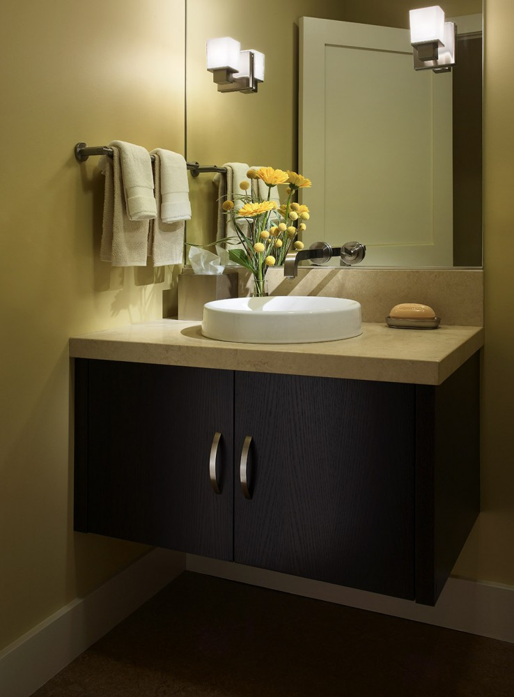 Photo By Meadowlark Design+Build. Bathrooms