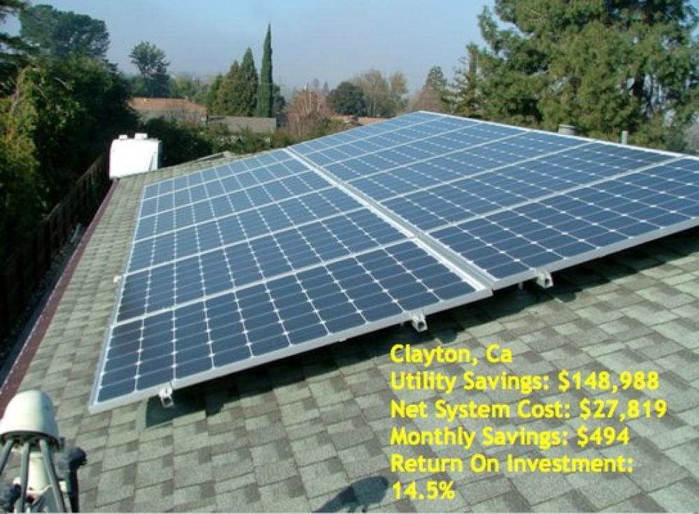 Photo By Semper Fidelis Construction, Inc.. Go Simple Solar