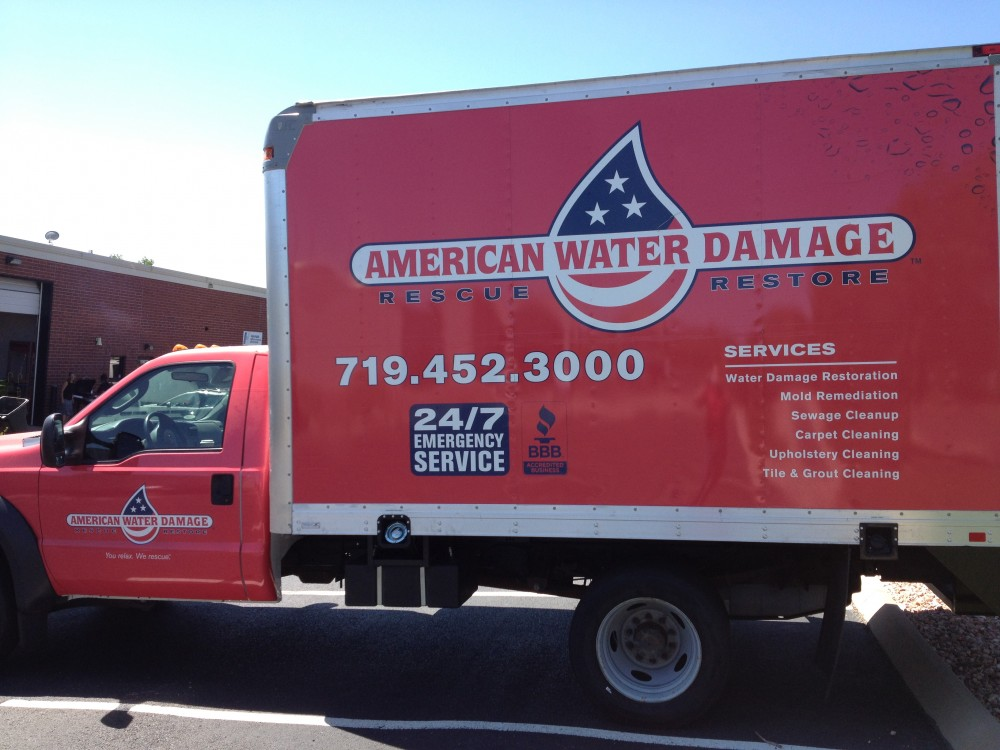 Photo By American Water Damage.