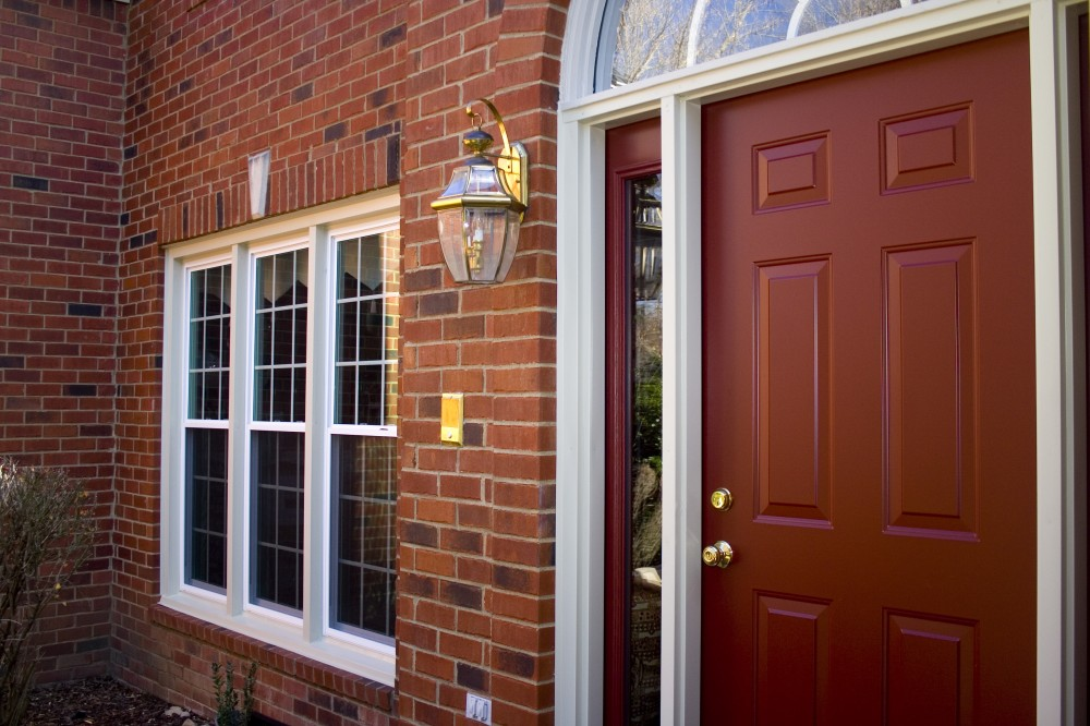 Photo By American Home Design. Replacement Windows & Doors