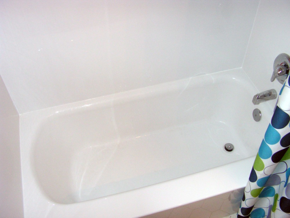 Photo By American Home Design. Bath & Shower Remodeling