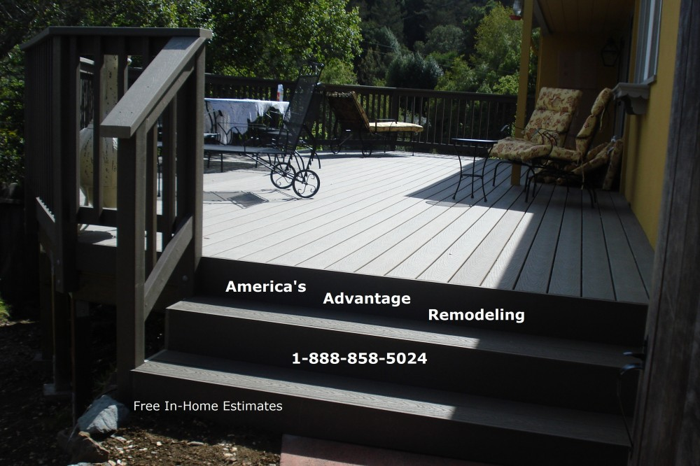 Photo By America's Advantage Remodeling. Deck And Patio