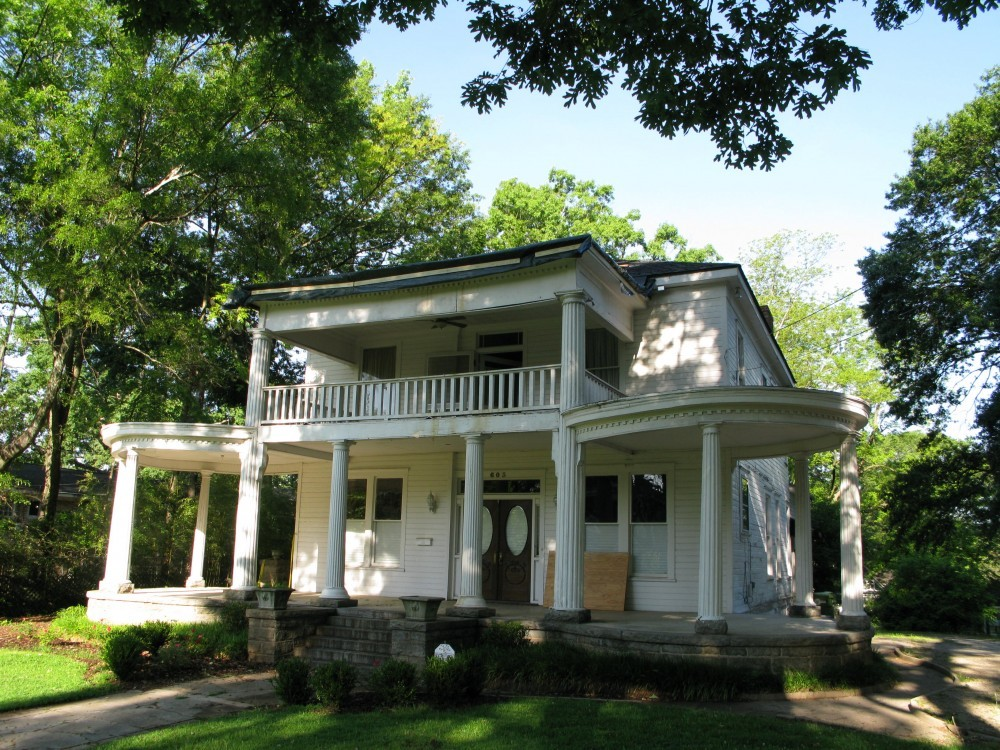 Photo By Windom Construction Co., Inc.. Historic Preservation 1890's Plantation Style