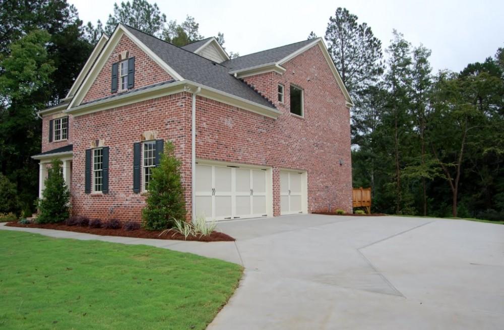 Photo By Traton Homes. The Estates At Davis Ridge
