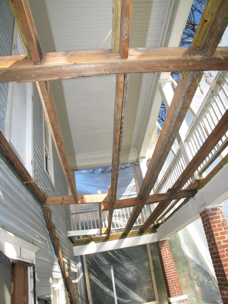 Photo By Windom Construction Co., Inc.. Remodel 1920 Stacked Duplex Into Single Family Residence
