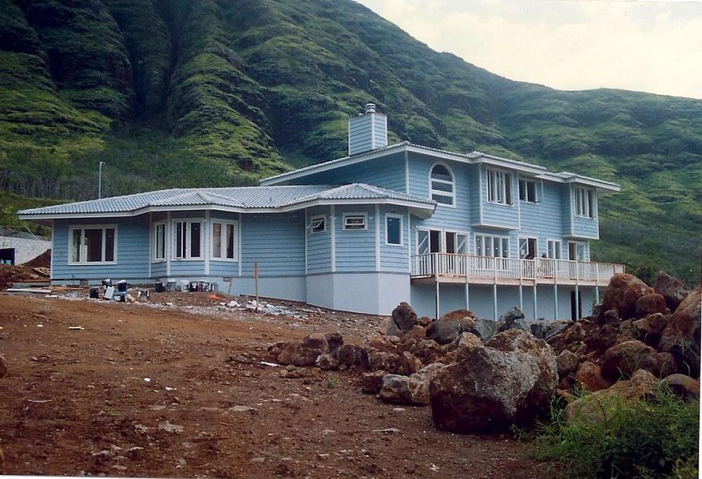 Photo By Windom Construction Co., Inc.. Custom New Home Makaha, Hi.