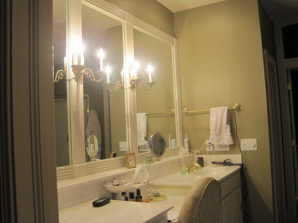 Photo By The Cleary Company. Master Bathroom Remodel 2012