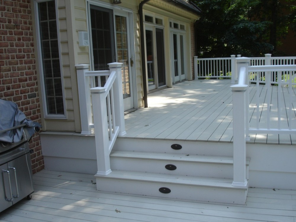 Photo By Fick Bros. Roofing & Exterior Remodeling Company. Bartlett - Roof & Deck