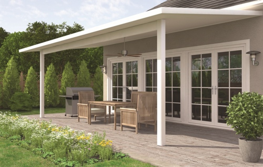 Photo By Brennan Enterprises. Outdoor Living