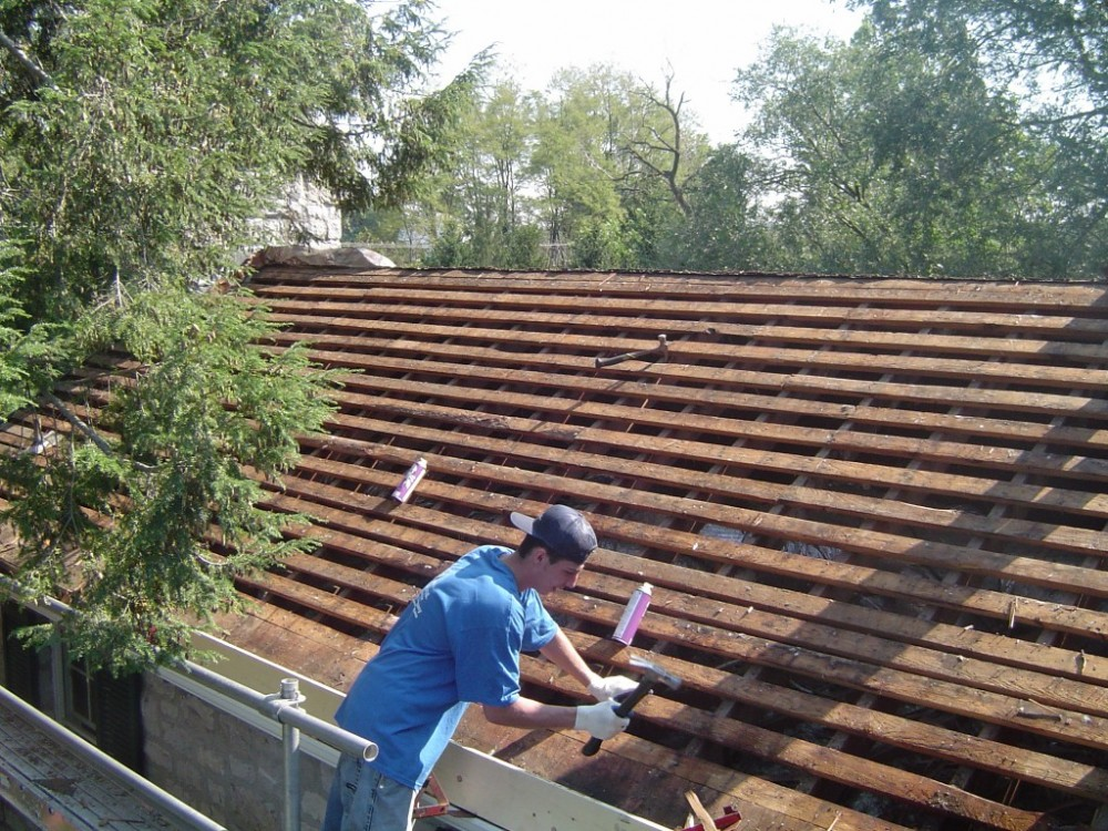 Photo By Fick Bros. Roofing & Exterior Remodeling Company. Levenson - Wood Shingles